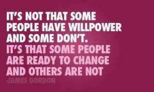 Are you ready to change