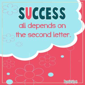2nd letter - success