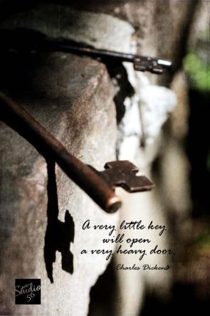 a little key
